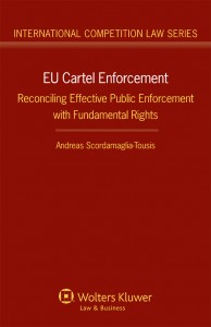EU Cartel Enforcement
