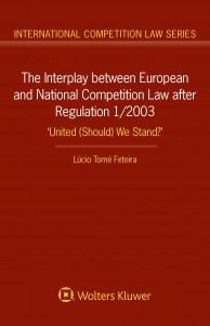 The Interplay between European and National Competition Law after Regulation 1/2003
