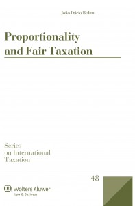 Proportionality and Fair Taxation