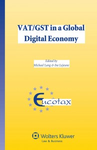 VAT/GST in a Global Digital Economy
