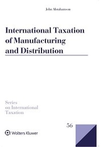International Taxation of Manufacturing and Distribution