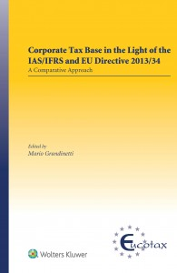 Corporate Tax Base in the Light of the IAS/IFRS and EU Directive 2013/34: A Comparative Approach