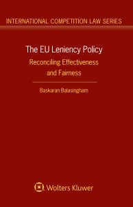 The EU Leniency Policy