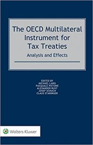 The OECD Multilateral Instrument for Tax Treaties: Analysis and Effects