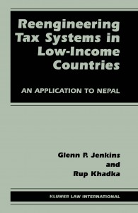 Reengineering Tax Systems in Low-Income Countries