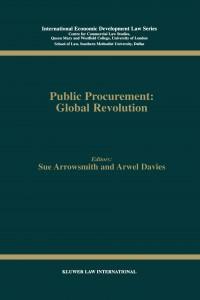 Public Procurement: Global Revolution