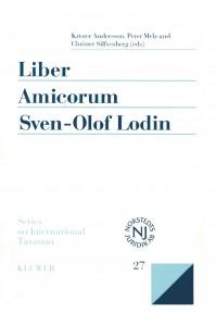 Liber Amicorum Sven-Olof Lodin