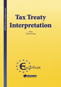 Tax Treaty Interpretation