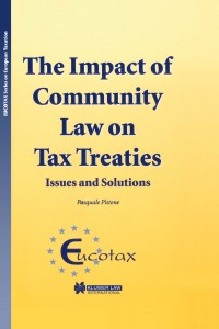 The Impact of Community Law on Tax Treaties