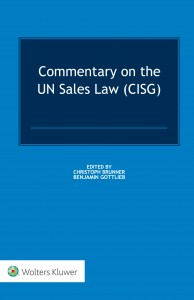 Commentary on the UN Sales Law (CISG)