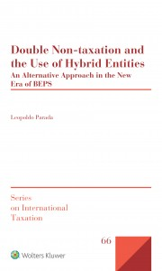 Double Non-taxation and the Use of Hybrid Entities