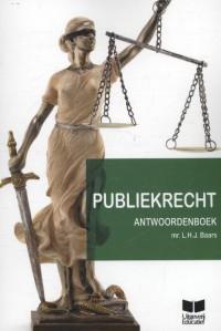 Publiekrecht Antwoordenboek