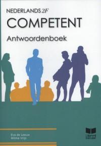 Competent Nederlands 2F Antwoordenboek