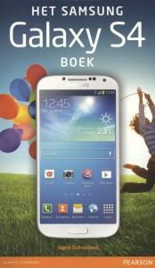 Het Samsung Galaxy S4 boek