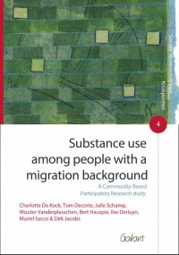 Sociale Wetenschappen Kruispunten Substance use among people with a migration background. a community-based participatory research (CBPR) project