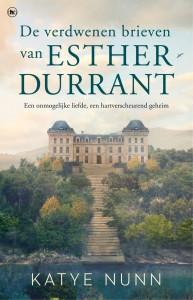 De verdwenen brieven van Esther Durrant