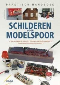 Praktisch handboek schilderen voor modelspoor