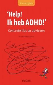 Tienergids Help! Ik heb ADHD!