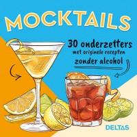 Mocktails 30 onderzetters met originele recepten zonder alcohol