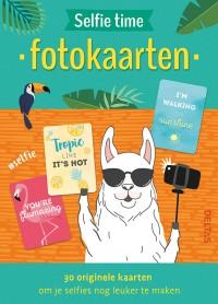 Fotokaarten - Selfie time