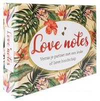 Love notes Verras je partner met een leuke of lieve boodschap
