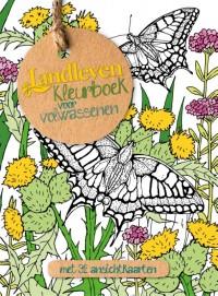Landleven kleurboek