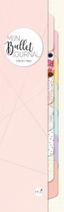 Mijn bullet journal - sticky tabs
