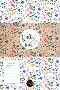 Mijn bullet journal toolkit 2