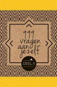 999 vragen aan jezelf - Deel 2