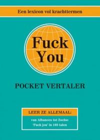 Fuck you POCKET VERTALER