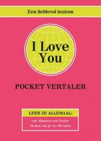 I love you POCKET VERTALER