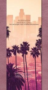 FERNWEH Travel Notebook pink