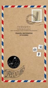 Fernweh Travel Notebook Stickers