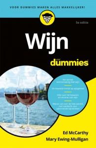 Wijn voor Dummies, 5e editie, pocketeditie