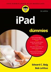iPad voor Dummies, 2e editie (eBook)