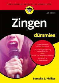 Zingen voor Dummies, 2e editie (eBook)