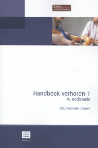 Politie praktijkboeken Handboek verhoren 1
