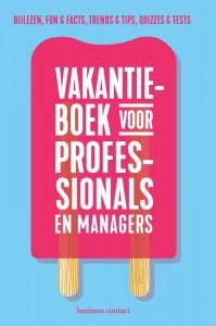 Vakantieboek voor professionals 2018
