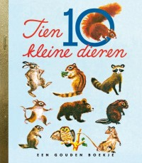 Gouden Boekjes, Tien kleine dieren, een klassieker