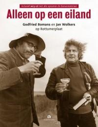 Alleen op een eiland, Godfried Bomans en Jan Wolkers op Rottumerplaat, boek + mp3 cd