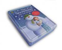 Sneeuwman - Bewaarblik + miniprentenboek, poster, kleurboekje en dvd, Raymond Briggs