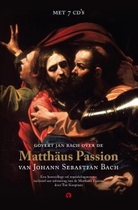 Matthäus Passion - Hernieuwde uitgave, nieuw formaat, met 3 extra cd's met de uitvoering van de Matthäus Passion door Ton Koopman (1992)