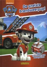 De snelste brandweerpup