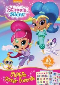 Shimmer & Shine Stickerboek