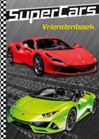 SuperCars Vriendenboek