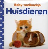 Baby voelboekje: Huisdieren