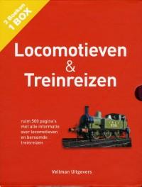 Boekenbox: Locomotieven en Treinreizen