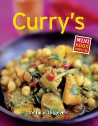 Mini-kookboekje Curry's
