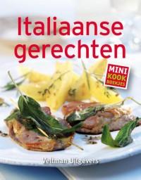 Mini-kookboekje: Italiaanse gerechten