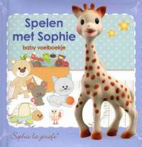 Baby voelboekje Spelen met Sophie